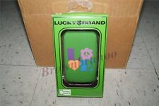 LUCKY BRAND LOVE Soft Touch Silicone Case for iPod Touch 2G New