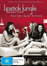 Lipstick Jungle : Season 2 (DVD, 2009, 3-Disc Set) vgc   t31