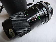Lente de Cámara para Canon Réflex 135mm F 1:4,0 Soligor C/D dualfocal 381024500... N19