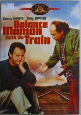 DVD BALANCE MAMAN HORS DU TRAIN - Danny DeVITO / Billy CRYSTAL - NEUF