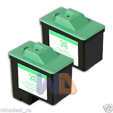 2 COLOR #26 Lexmark Ink Cartridge 26 for All-in-One X1150 X1270 X2250 X75