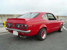 JDM Mazda RX3 RX-3 808 Coupe flush ducktail wing spoiler TRD style rotary
