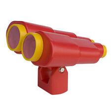 Jumbo Playground Binoculars RED NEW Cubby House Accessories Swings Slides
