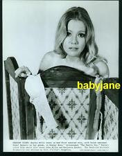 HAYLEY MILLS VINTAGE 8X10 PHOTO UNDRESSING BEHIND SCREEN 1966 THE FAMILY WAY
