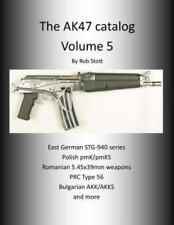 The Ak47 Catalog Volume 5 by Rob Stott (2014, Paperback / Paperback)