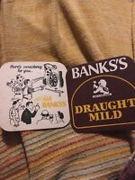 Banks's Imperial Old Ale Beer Mat