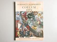 Almanacco astronomico della rivista Coelum per l'anno 1972