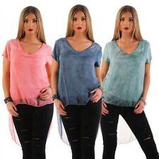 Damen-Shirts aus Seide 36 Größe