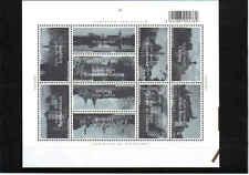 BELGIUM  2002 CASTLES  SOUVENIR SHEET  MNH**  BLOK 94