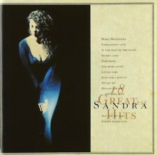 CD-sandra - 18 Greatest Hits - #a2958