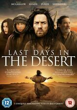 Last Days in the Desert [DVD]