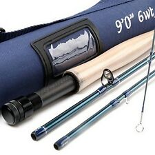 V Excess 9 ft 4 pce 5 wt Fly Rods