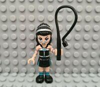 LEGO SUPER HEROES GIRLS MINIFIGURE LASHINA SHG009 FROM SET 41233