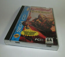 Eye of the Beholder (Sega CD, 1994) Complete CIB Nice Shape Fun RPG Game