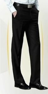 Men's Business Pants Trouses FREE ALTERATION Formal Work Office