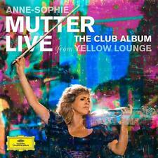CD The Club Album from Yellow Lounge Anne- Sophie Mutter Live (K127)