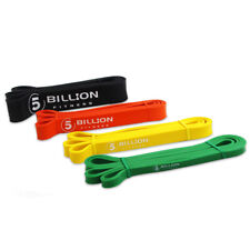 5BILLION Resistance Bands Pull Up Assist Bands For Body Stretching Powerlifting