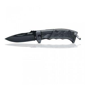 WALTHER Micro PPQ 5.0769 Outdoor mini Taschenmesser Messer schwarz 4000844594815