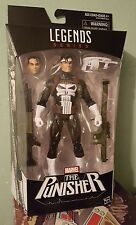 The Punisher Legend Series MARVEL Action Figure MISB Walgreens Exclusive NM-MINT