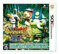 New 3DS Yo-kai Watch Busters 2 Hihou Legend Banbaraja Sword From japan
