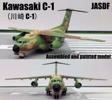 Japan JASDF Kawasaki C-1 military transport aircraft 1:250 diecast Model plane