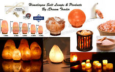 Himalayan Pink Salt Lamp Natural Rock salt lamp Salt Lamp Ioniser Different Size
