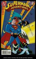 Superman Adventures 25 DC 1998 VF/NM