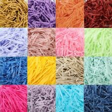 10g per bag DIY Paper Raffia Shredded Confetti Christmas Gift Box Filling Materi