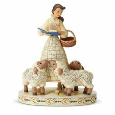 Jim Shore Disney Traditions 2019 White Woodland Belle With Sheep-Beauty 6002338