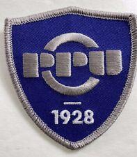 Shot Show 2020 Ppu Prvi Partizan 1928 Shield Iron Sew On Patch
