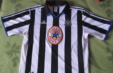 Shirt Maglia Trikot Camiseta NEWCASTLE UNITED Adidas 1999 Vintage Size XL