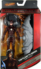 "DC Multiverse ~ 6"" FLASH TV SERIES SEASON 3 VARIANT ACTION FIGURE ~ Mattel"