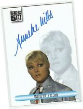 "Avengers 50th Anniversary - AVAW Anneke Wills as ""Judy"" Auto/Autograph Card (B)"