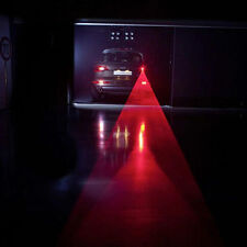Cool Anti-Collision Car End Rear Tail Fog Driving Laser Caution Light RF