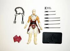 GI JOE STORM SHADOW Pursuit of Cobra Action Figure POC COMPLETE C9+ v39 2010