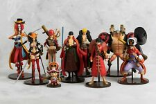 ONE PIECE STYLING - Film Z special - Figures Complete Set - Mint - Rare Limited