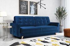 Sofa Ferro Couchgarnitur mit Schlaffunktion Bettkasten
