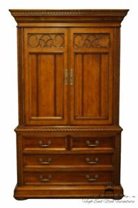 """HICKORY WHITE Legends II Collection 54"""" Door Chest / Armoire 545-65"""