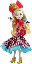 Ever After High Apple Doll  White