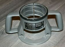 PORTER CABLE ROUTER BASE MODEL 5201 TYPE 1 , MADE IN THE USA
