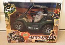 LANARD ULTRA CORPS SAND RAT ATV (OPERATION SANDSTORM) WITH LIGHTS AND SOUNDS
