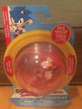 "Jakks Pacific Sonic the Hedgehog Classic 2"" Knuckles Sphere Booster Figure"