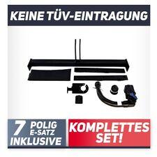 Anhängerkupplung abnehmbar+E-Satz 7p Für Nissan Note II E12 5-Tür ab 13