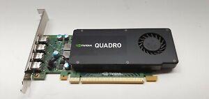 4GB GDDR5 PCIE nVIDIA QUADRO K1200 GRAPHICS CARD 846583-001 VIDEO CARD Mini-DP
