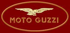 Moto Guzzi oval brodé patche Thermocollant patch