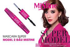 AUTHENTIC MISTINE 4D SUPER MODEL MIRACLE LASH MASCARA LASH FIBERS 400%