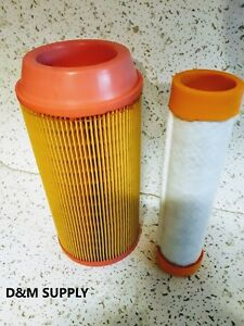 Zero Turn Inner Outer Air Filter to fit Kubota ZD326RP ZD326S ZD331LP ZD331P