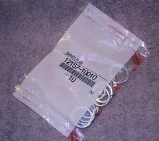 Bag/10 12157-10010 Differential Plug Gasket - Genuine Toyota - Lexus & Scion