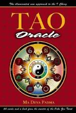 Tao Oracle: An Illuminated New Approach To The I Ching: By Ma Deva Padma