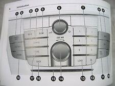 Vauxhall Audio CD300 CDC400  manual Radio Operation Instruction Book